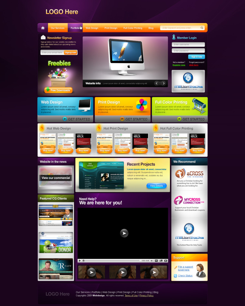web_graphic_layout