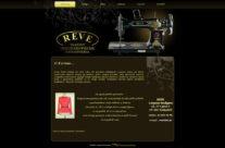 Strona internetowa Zakładu Krawieckiego – Reve.com.pl