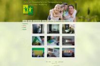 Strona www Gabinetu Diagnostyczno-Terapeutycznego Dziecka i Rodziny