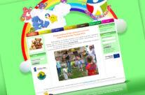 Strona internetowa przedszkola Tęczowe Misie