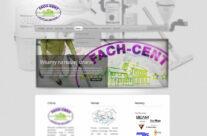 Strona internetowa Fach-Cent.pl