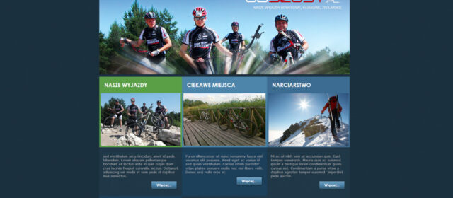 Strona www zDalekaOdSzosy.pl